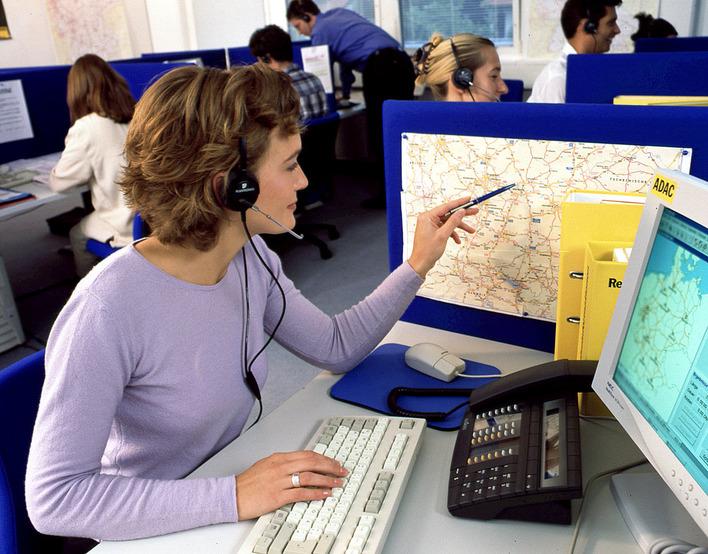 24-Stunden-Service: ADAC Verkehrsinformation
