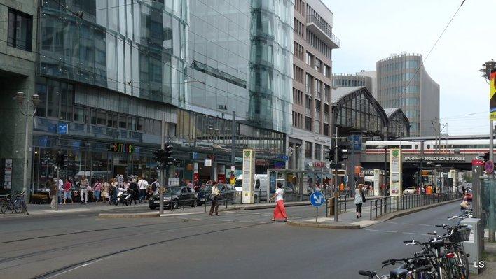 S-Bahnhof Friedrichstraße