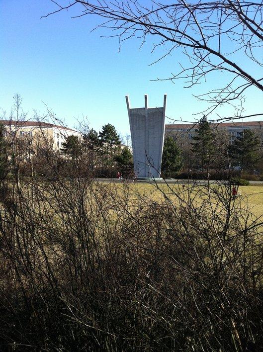 Luftbrückendenkmal in Tempelhof