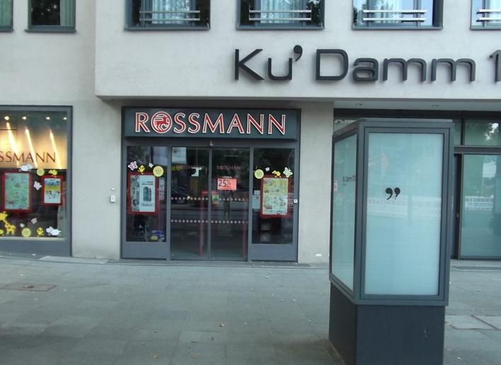 ROSSMANN - Kurfürstendamm