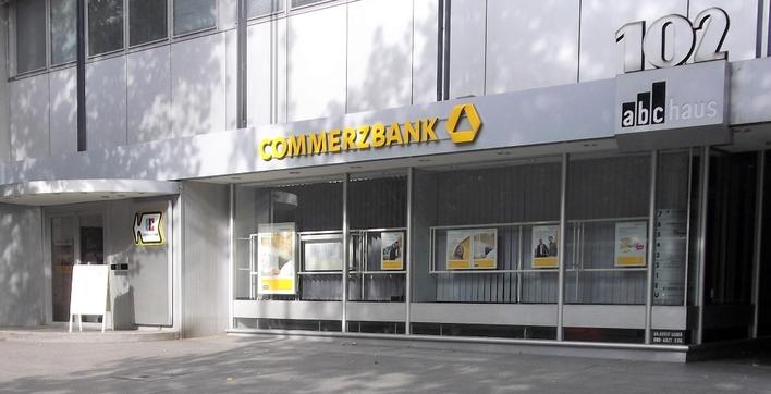 Commerzbank Aktiengesellschaft auf dem Kurfürstendamm