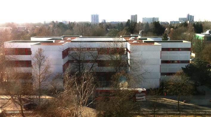 Nahariya-Grundschule in Berlin-Lichtenrade
