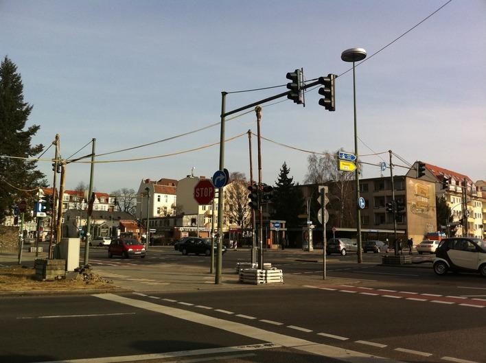U-Bahnhof Alt-Mariendorf am Mariendorfer Damm