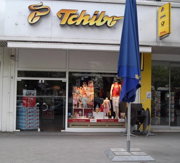 Tchibo auf dem Kurfürstendamm