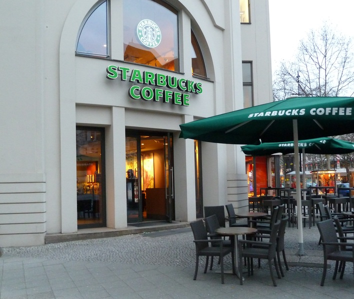 Starbucks in Berlin-Charlottenburg