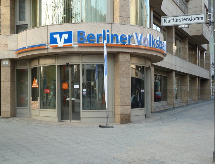 Berliner Volksbank am Kurfürstendamm