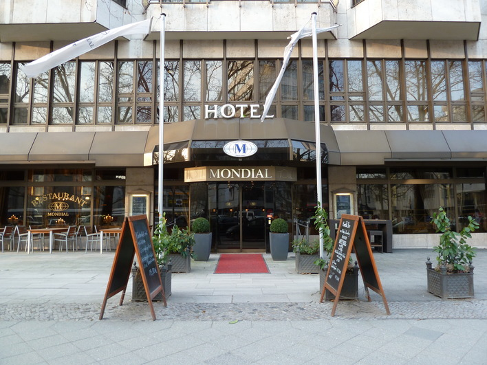 Hotel Mondial in Berlin-Charlottenburg