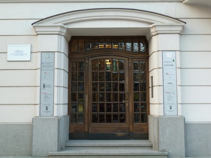 DMP-Detektei Makowski & Partner am Kurfürstendamm