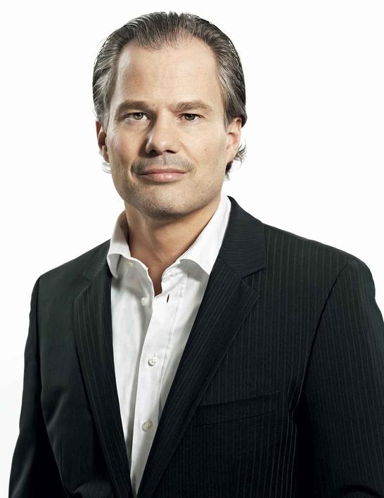 Geschäftsführer Andreas Grunszky