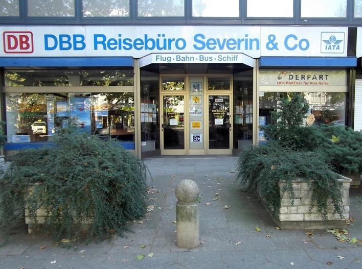 DBB Reisebüro Severin & Co