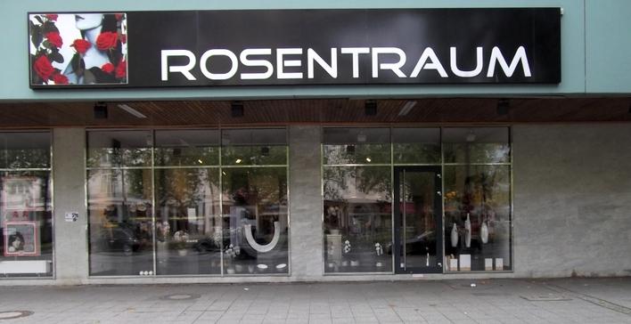 """Rosenfachhandel """"Rosentraum"""" auf dem Kurfürstendamm"""