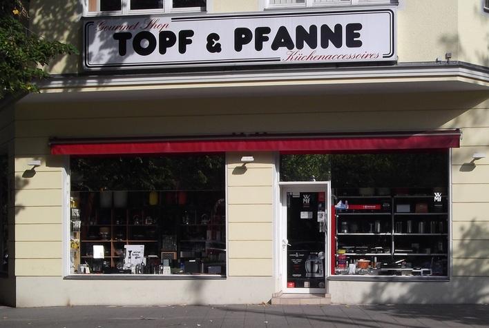 Topf & Pfanne am Kurfürstendamm