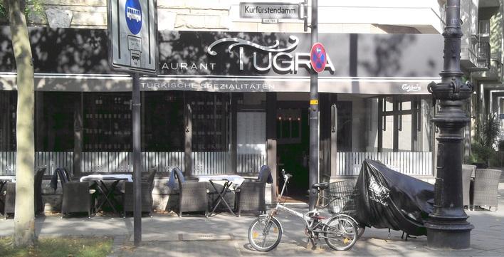Restaurant Tugra am Kurfürstendamm