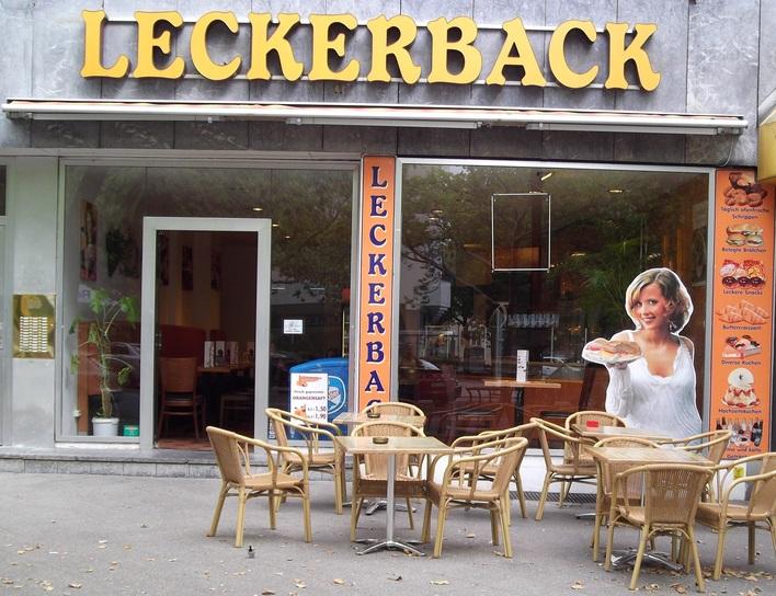 Leckerback am Kurfürstendamm