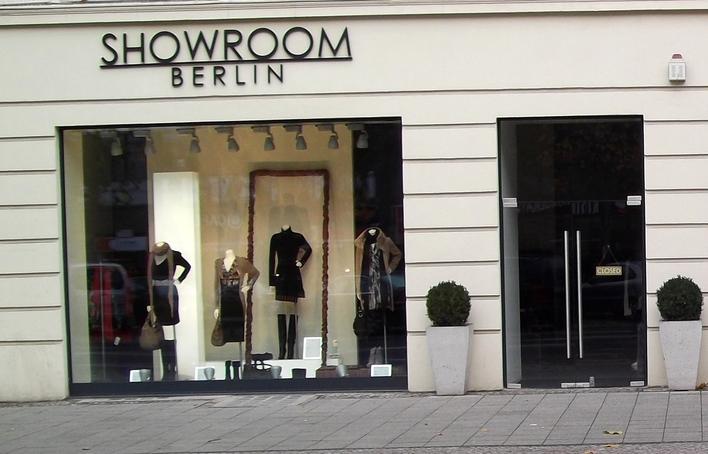 SHOWROOM BERLIN am Ku'damm