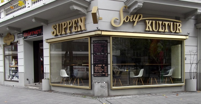 Soup Kultur am Kurfürstendamm