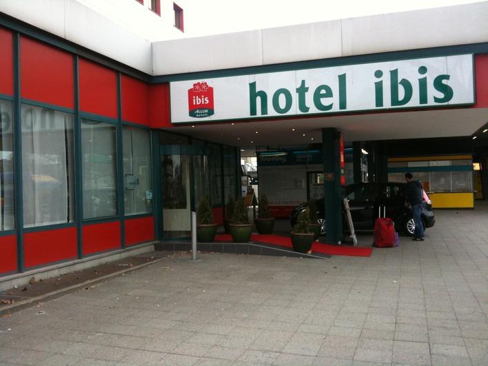 Plz Ibis Hotel Messedamm