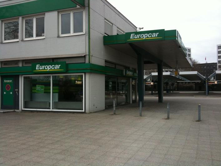 Europcar am Berliner Messedamm