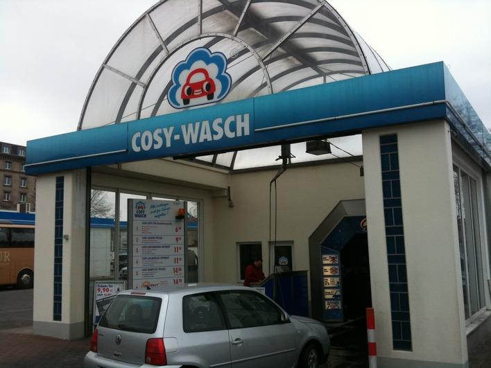 Cosy Wasch am Messedamm