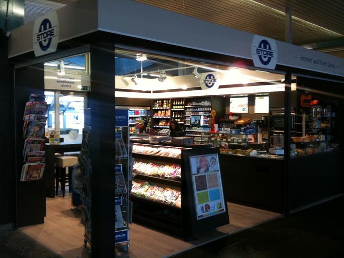 Kiosk U Store - ZOB