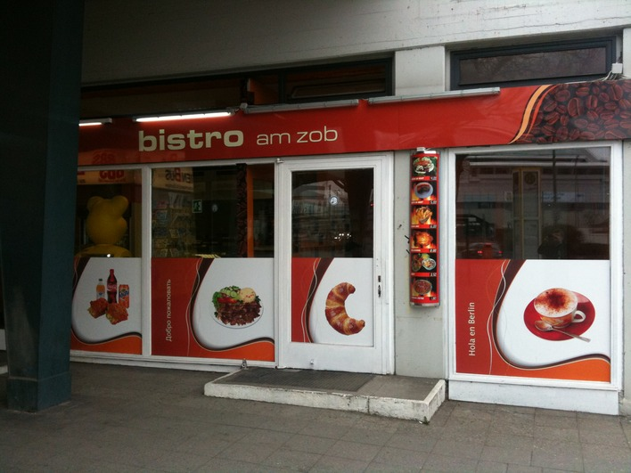 Bistro am ZOB - Messedamm