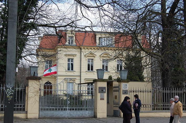 die Botschaft der Libanesischen Republik in Berlin