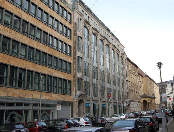 die Botschaft des Fürstentums Liechtenstein in Berlin
