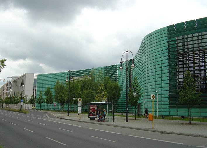Die Botschaft von Schweden in Berlin