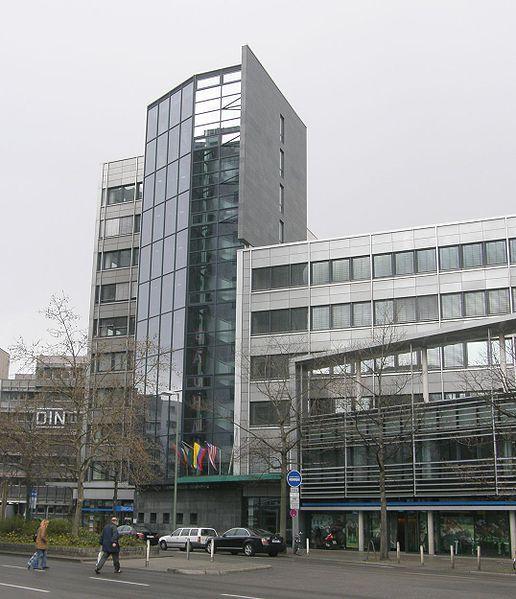 Die Botschaft von Lesotho in Berlin