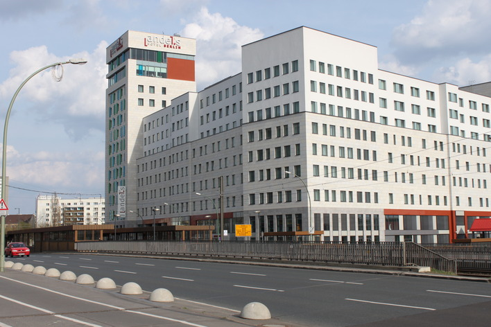 andel´s Hotel Berlin an der Landsberger Allee