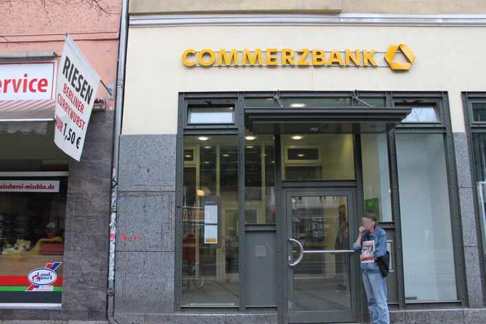 Commerzbank AG - Schönhauser Allee