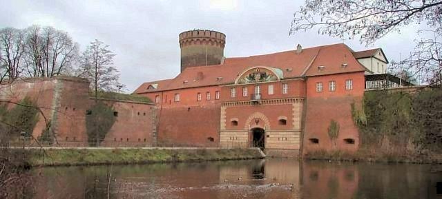 Zitadelle Spandau - Torhaus der Zitadelle Spandau