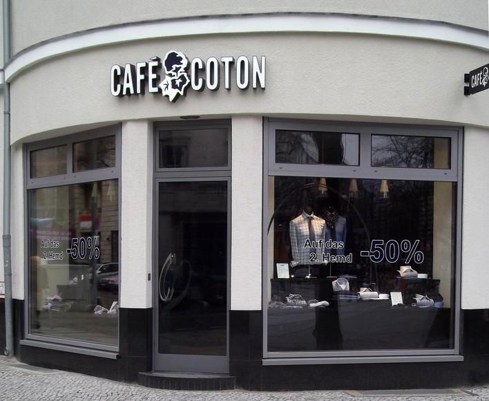 CAFÉ COTON am Kurfürstendamm