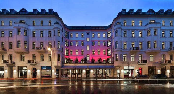 Hotel Lux Eleven in Berlin-Mitte