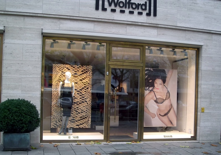Wolford Boutique am Kurfürstendamm