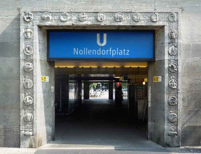 U-Bahnhof Nollendorfplatz (U1, U2, U3, U4)