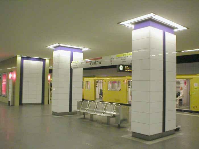 U-Bahnhof Pankow (U2)