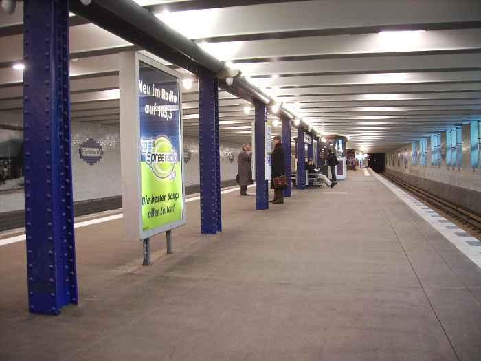 U-Bahnhof Spittelmarkt (U2)