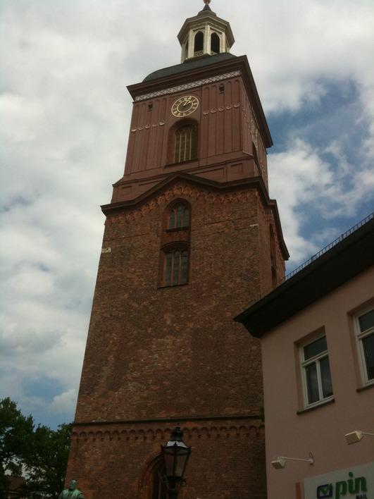 St.-Nikolai-Kirche in der Altstadt Spandau