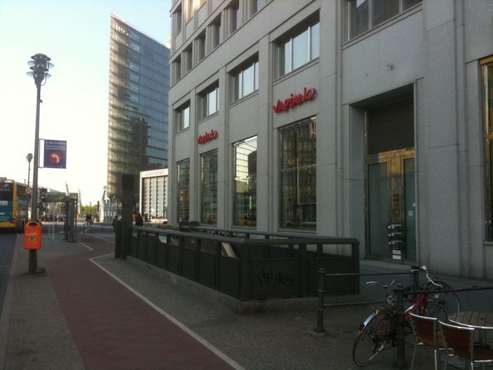 Vapiano am Potsdamer Platz