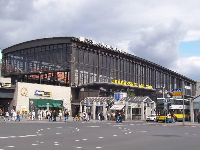U-Bahnhof Zoologischer Garten (U2,  U9)