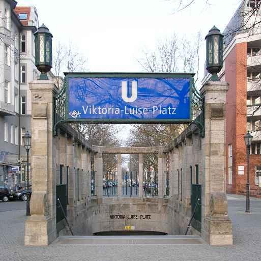 U-Bahnhof Viktoria-Luise-Platz (U4)