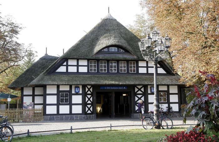 U-Bahnhof Dahlem-Dorf (U3)