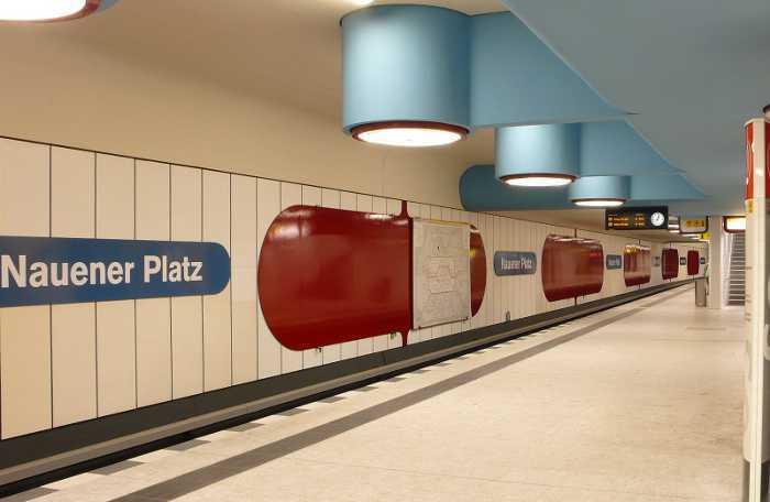 U-Bahnhof Nauener Platz (U9)