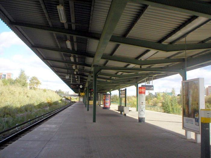 U-Bahnhof Louis-Lewin-Straße (U5)