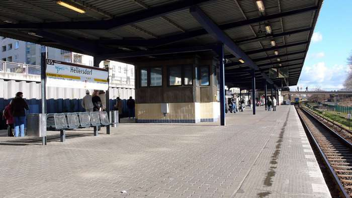 U-Bahnhof Hellersdorf (U5)