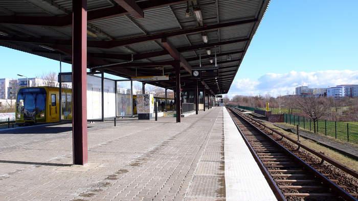 U-Bahnhof Cottbusser Platz (U5)