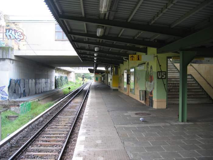 U-Bahnhof Kaulsdorf-Nord (U5)