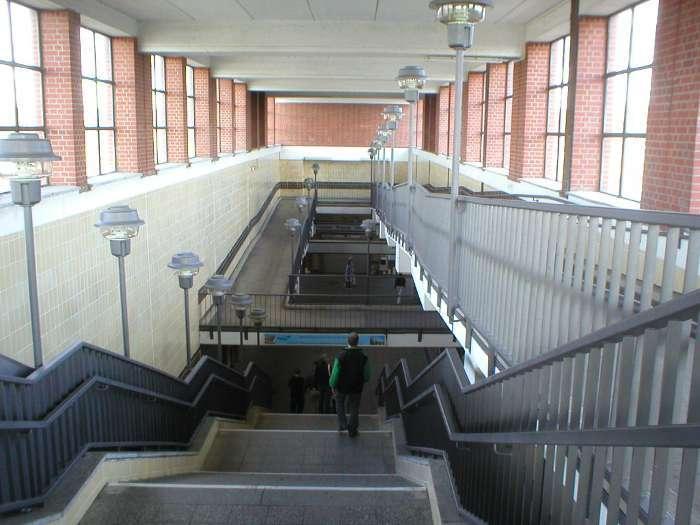 U-Bahnhof Elsterwerdaer Platz (U5)