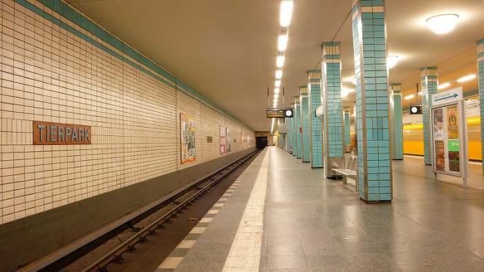 U-Bahnhof Tierpark (U5)